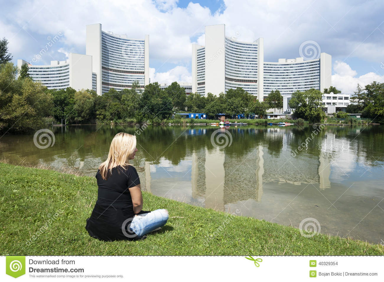 escape from the city stock photo image 40329354