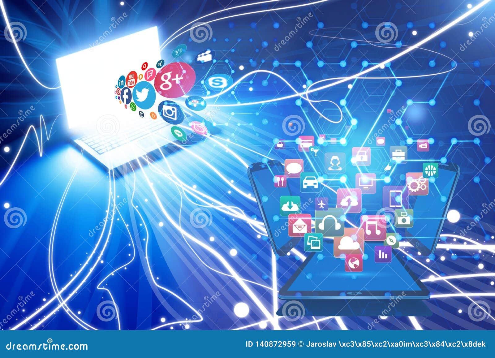Escape desprotegido de la información privada sobre redes sociales