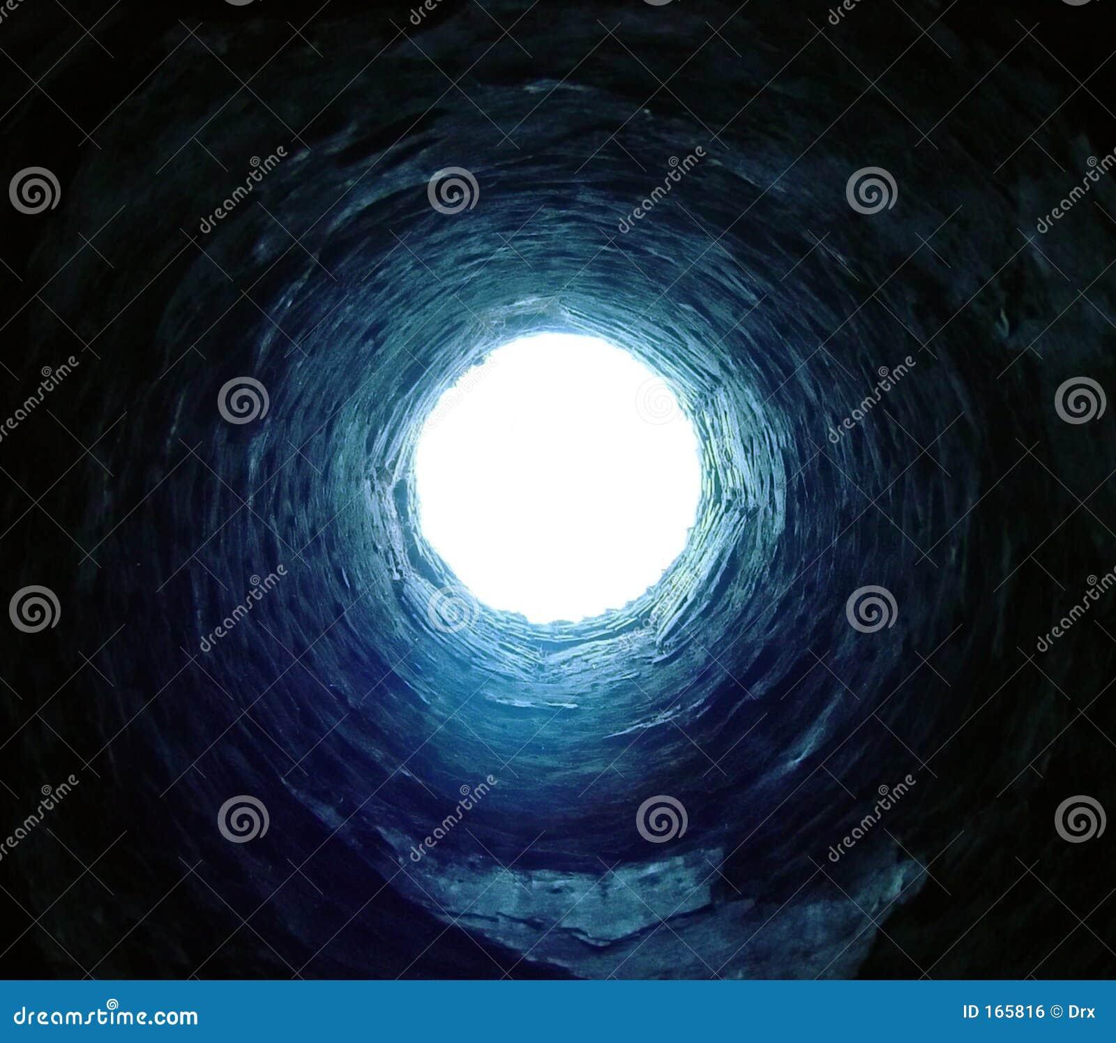 Escape hole
