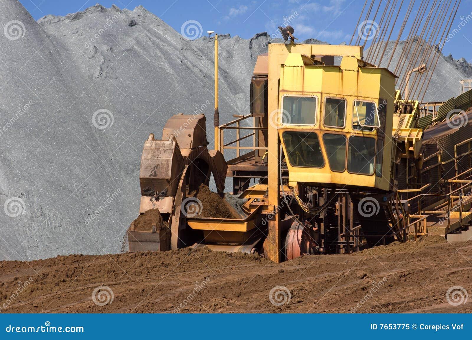 Escavador da roda