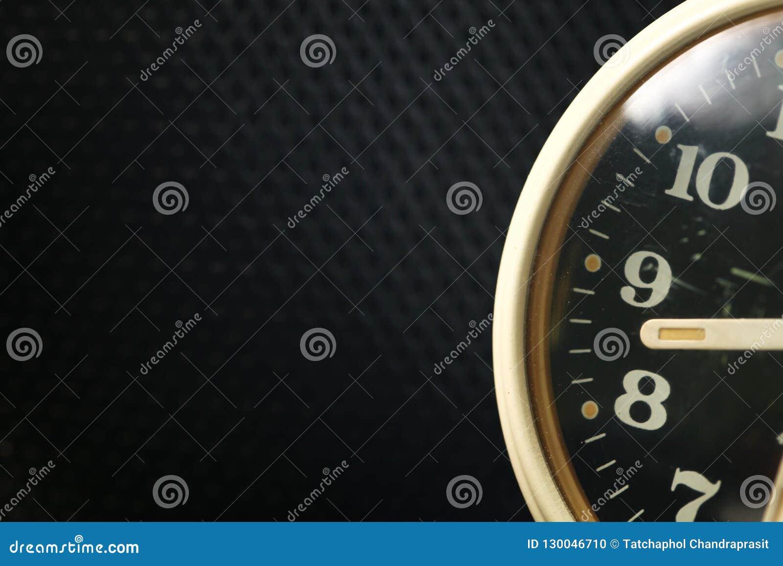 Escena del dial de reloj
