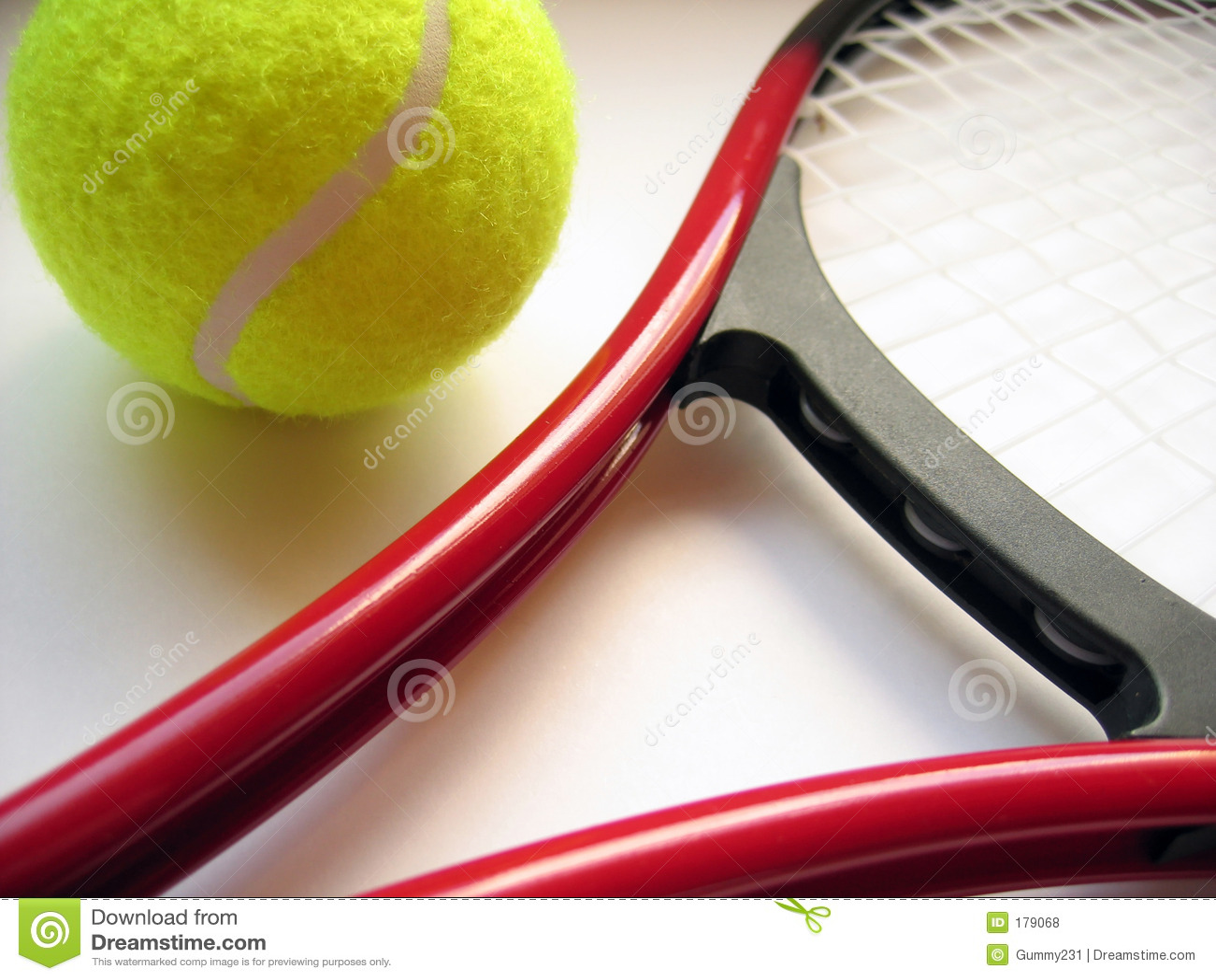 Escena del tenis