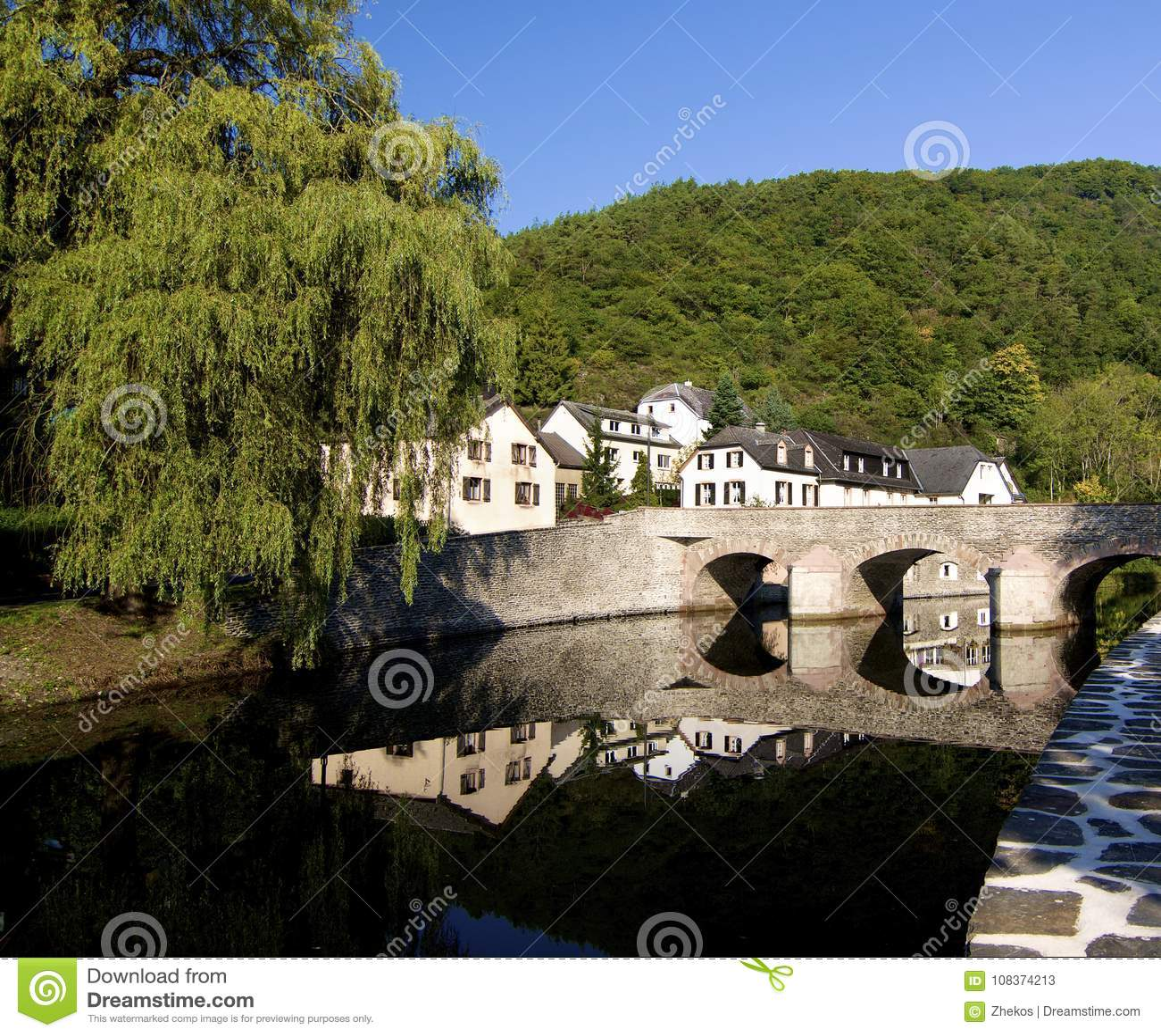 Esch sura Pewny w Luksemburg