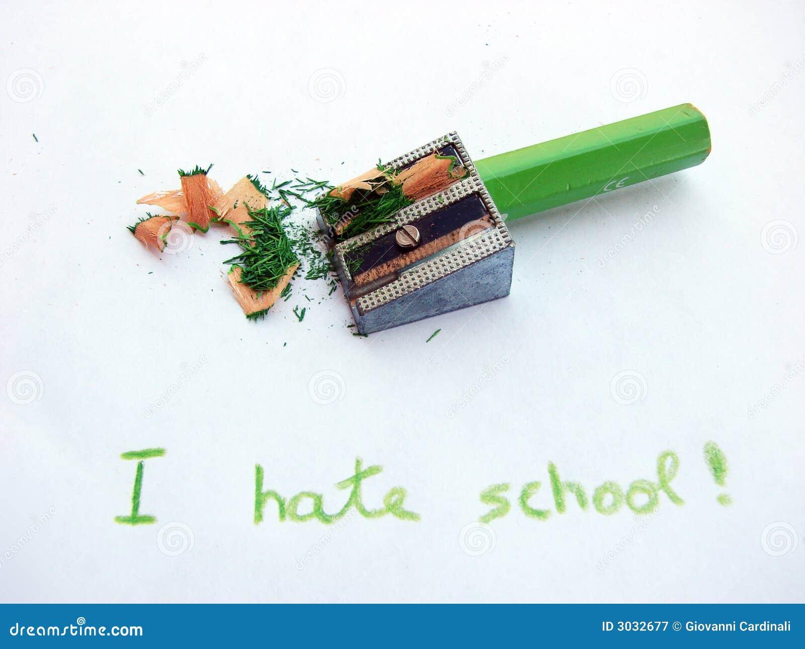 Escola do ódio mim