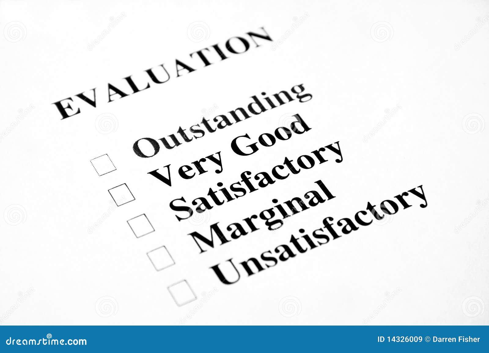 Esconda la evaluación