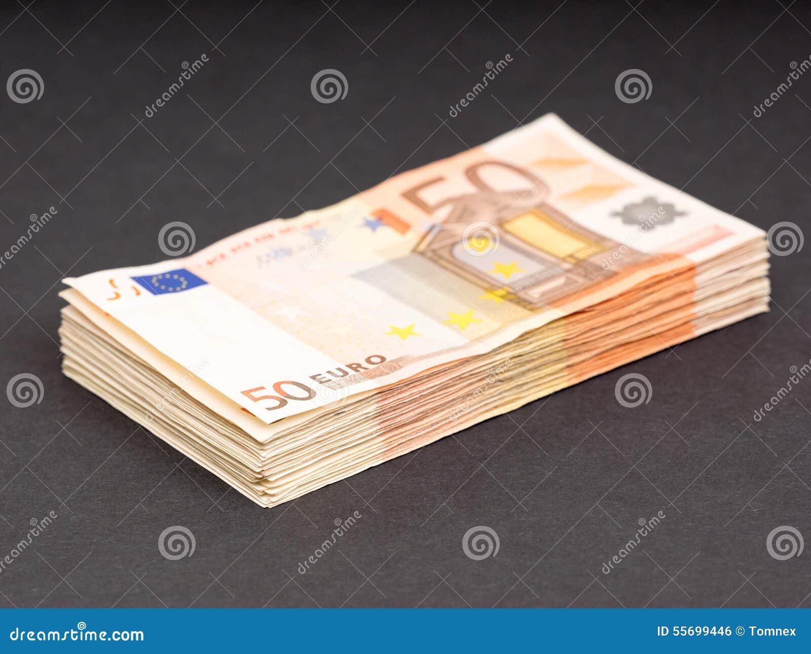 Esconderijo do dinheiro do Euro