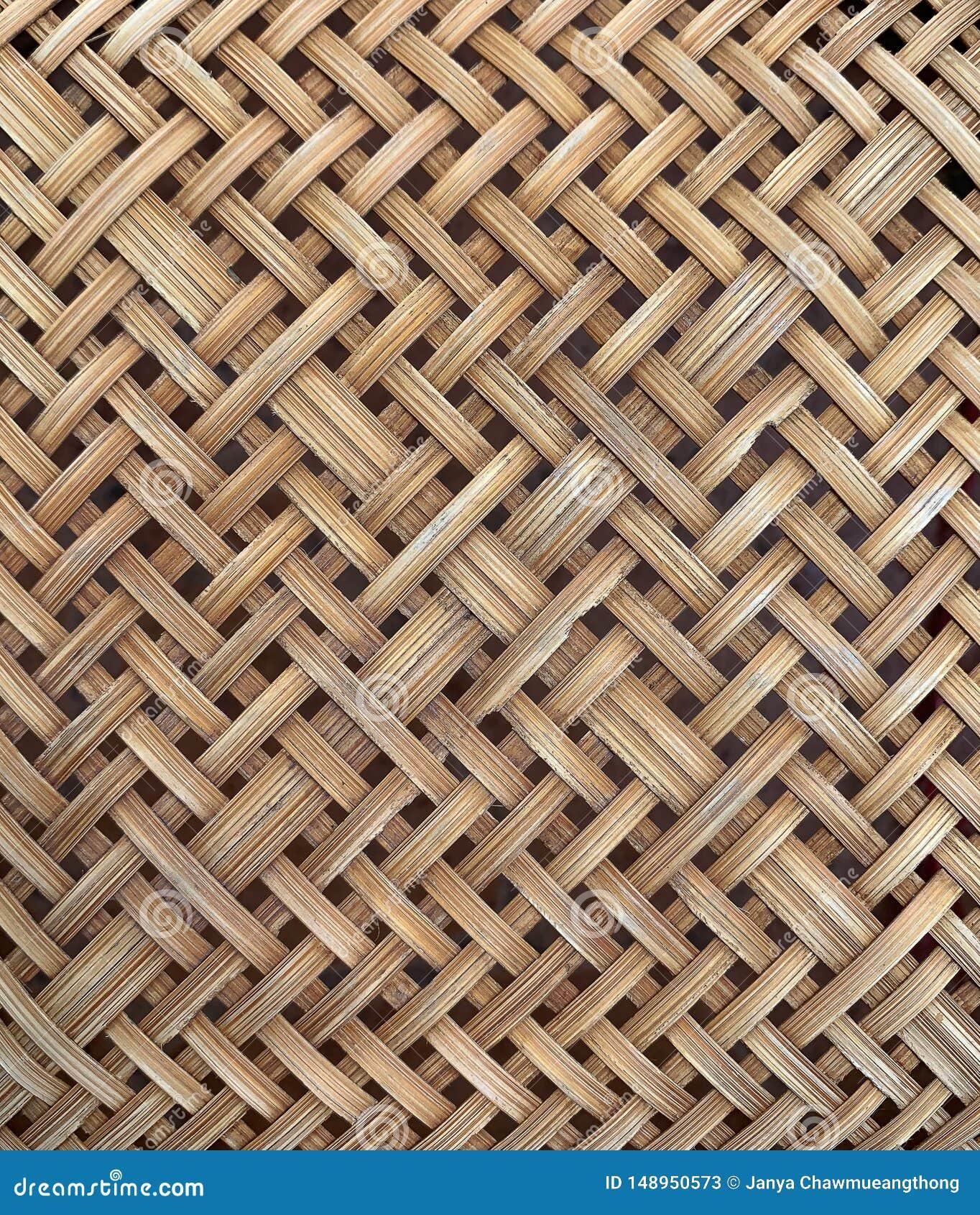 Escorredor de bambu