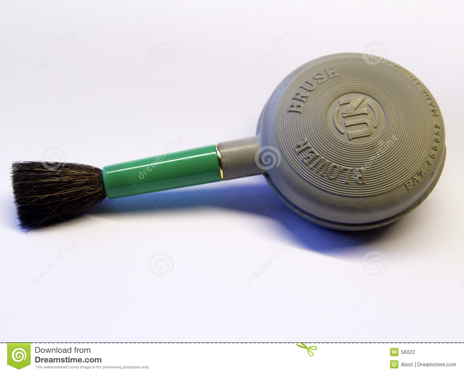 Escova da poeira