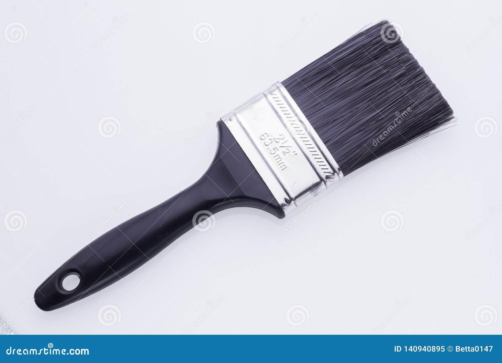 Escova de cerda preta