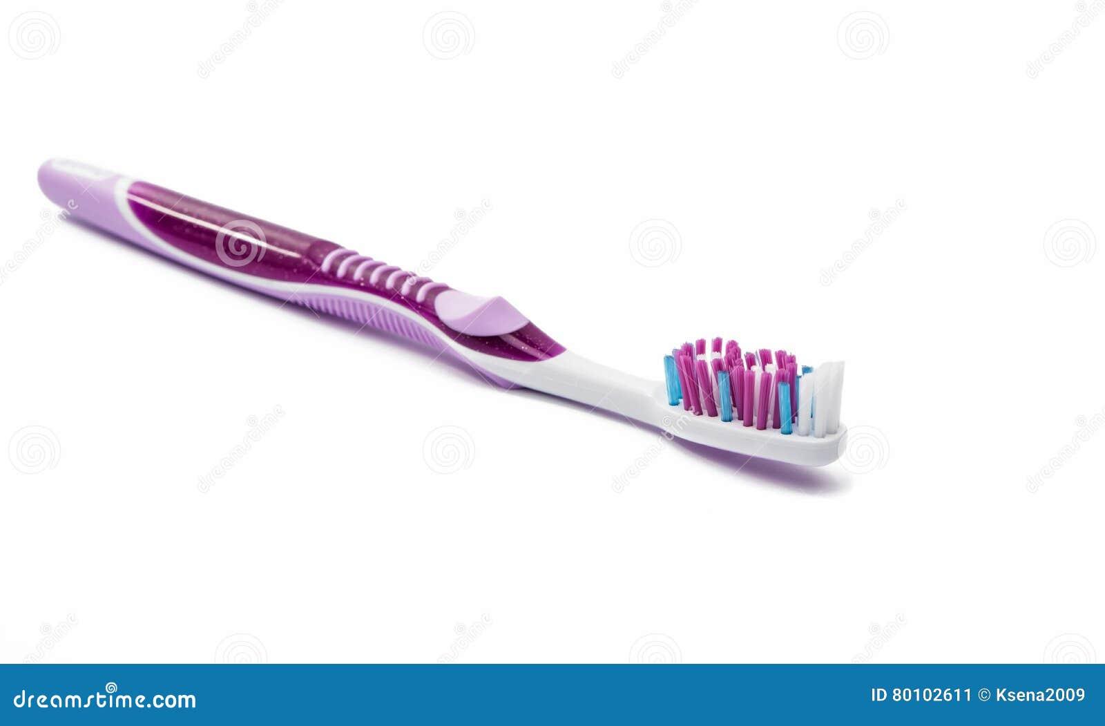 Escova de dentes dental da saúde isolada