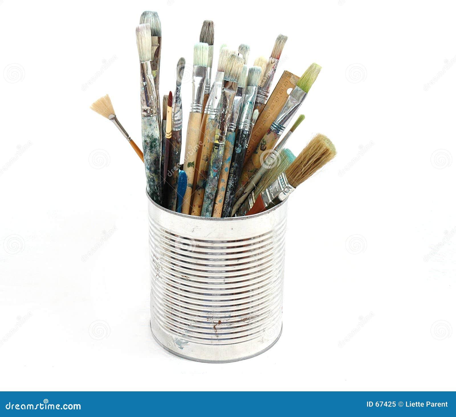 Escovas de pintura