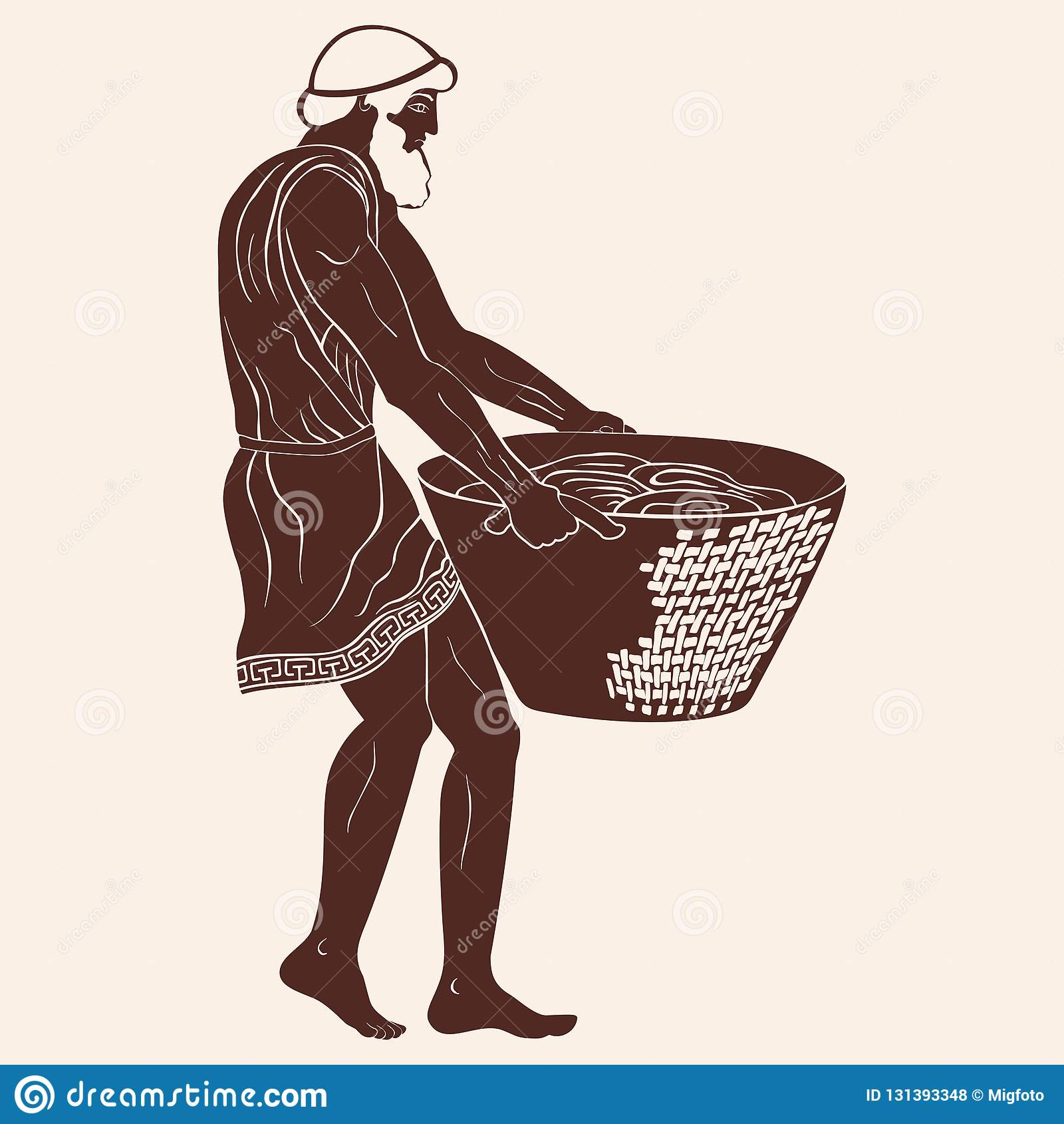Escravo do grego clássico