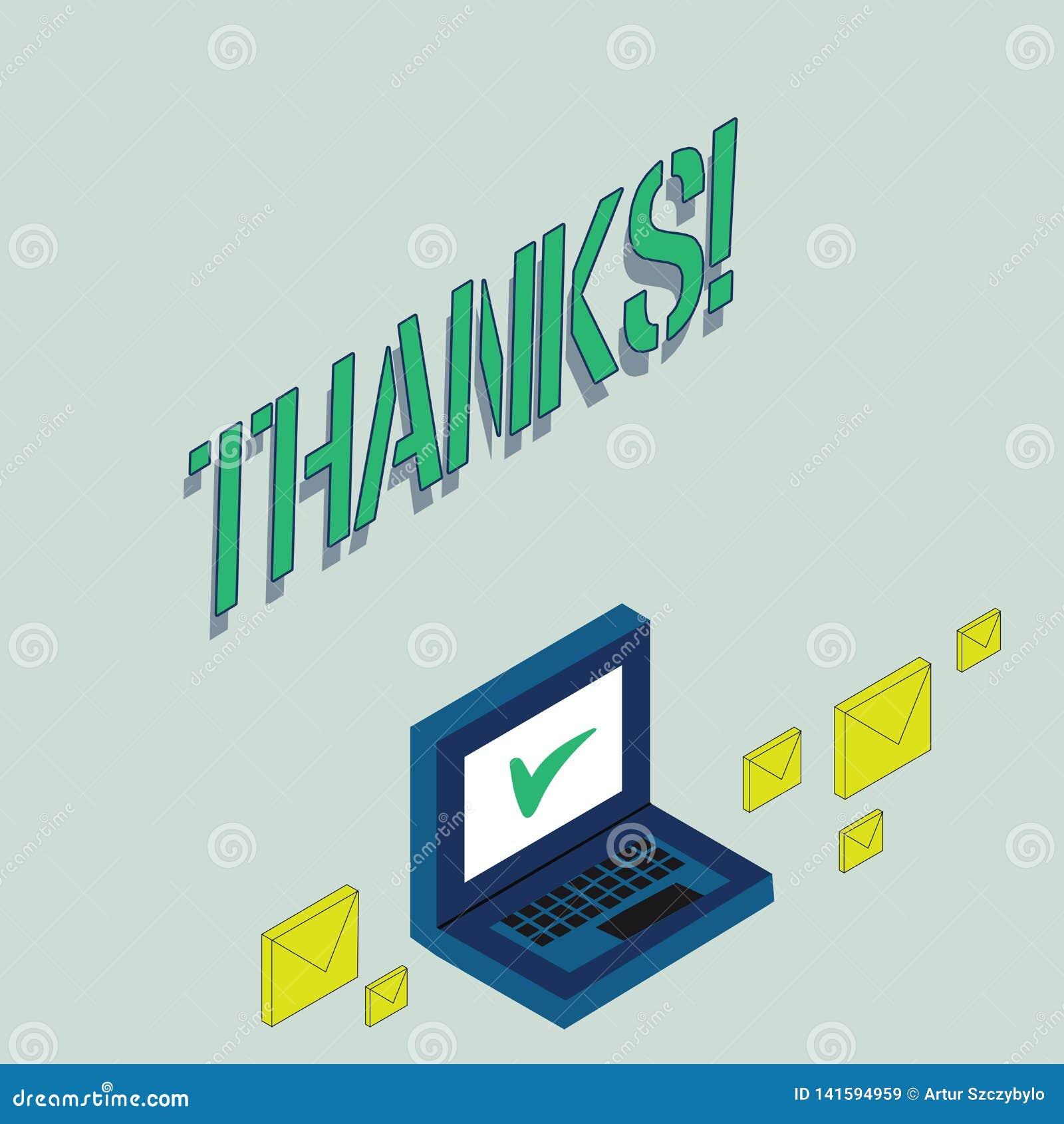 Escrevendo a nota que mostra agradecimentos Gratitude apresentando do reconhecimento do cumprimento da apreciação da foto do negó