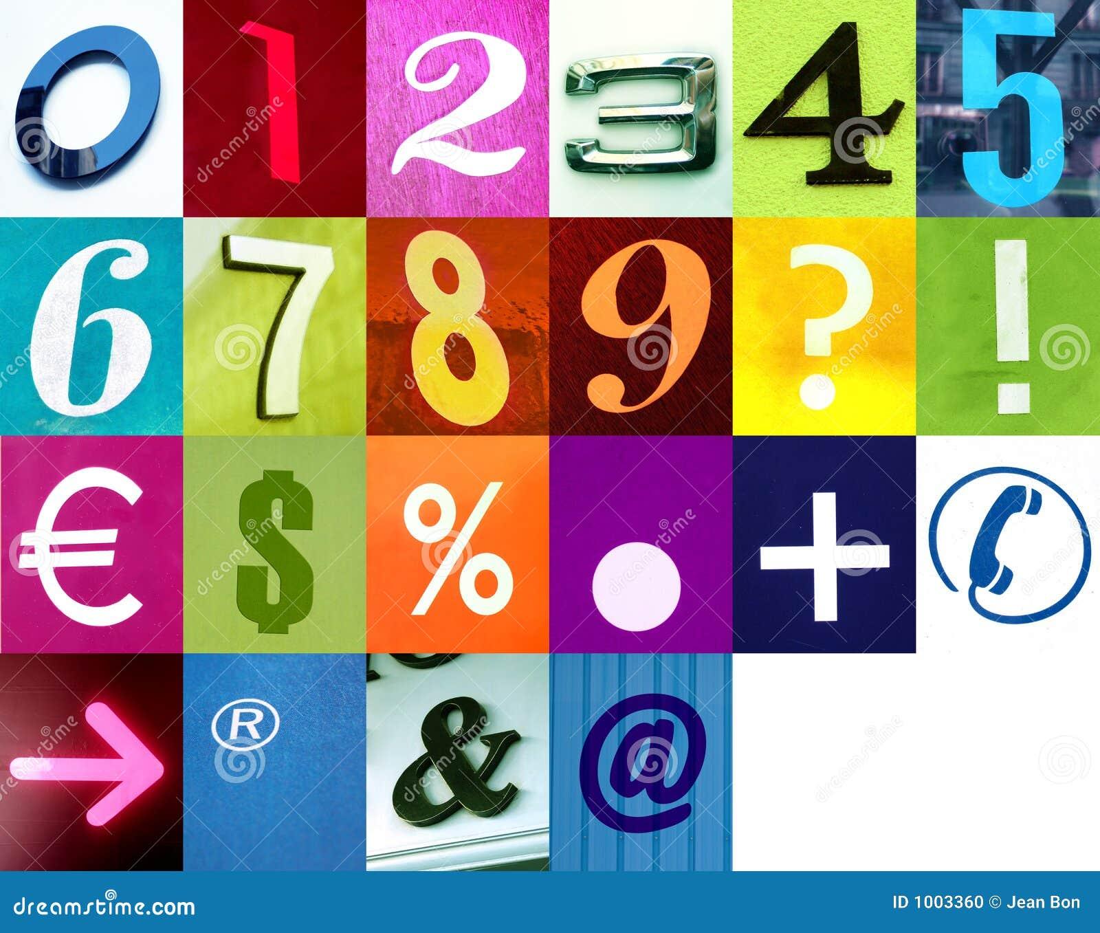 Escriba a números con esto las muestras
