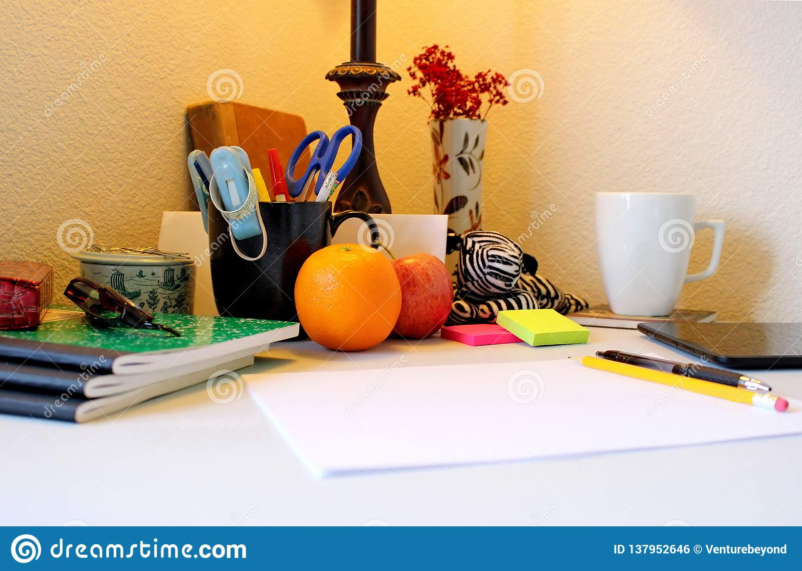 Escritório domiciliário - fazendo um espaço que inspire sua faculdade criadora