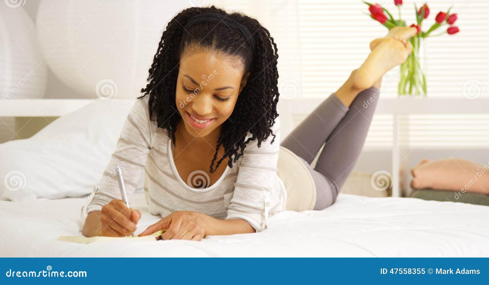 Escrita nova da mulher negra no jornal