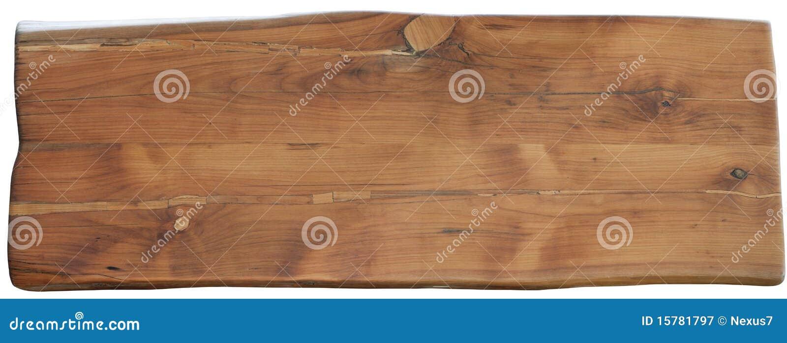 Escritorio de madera de la pera