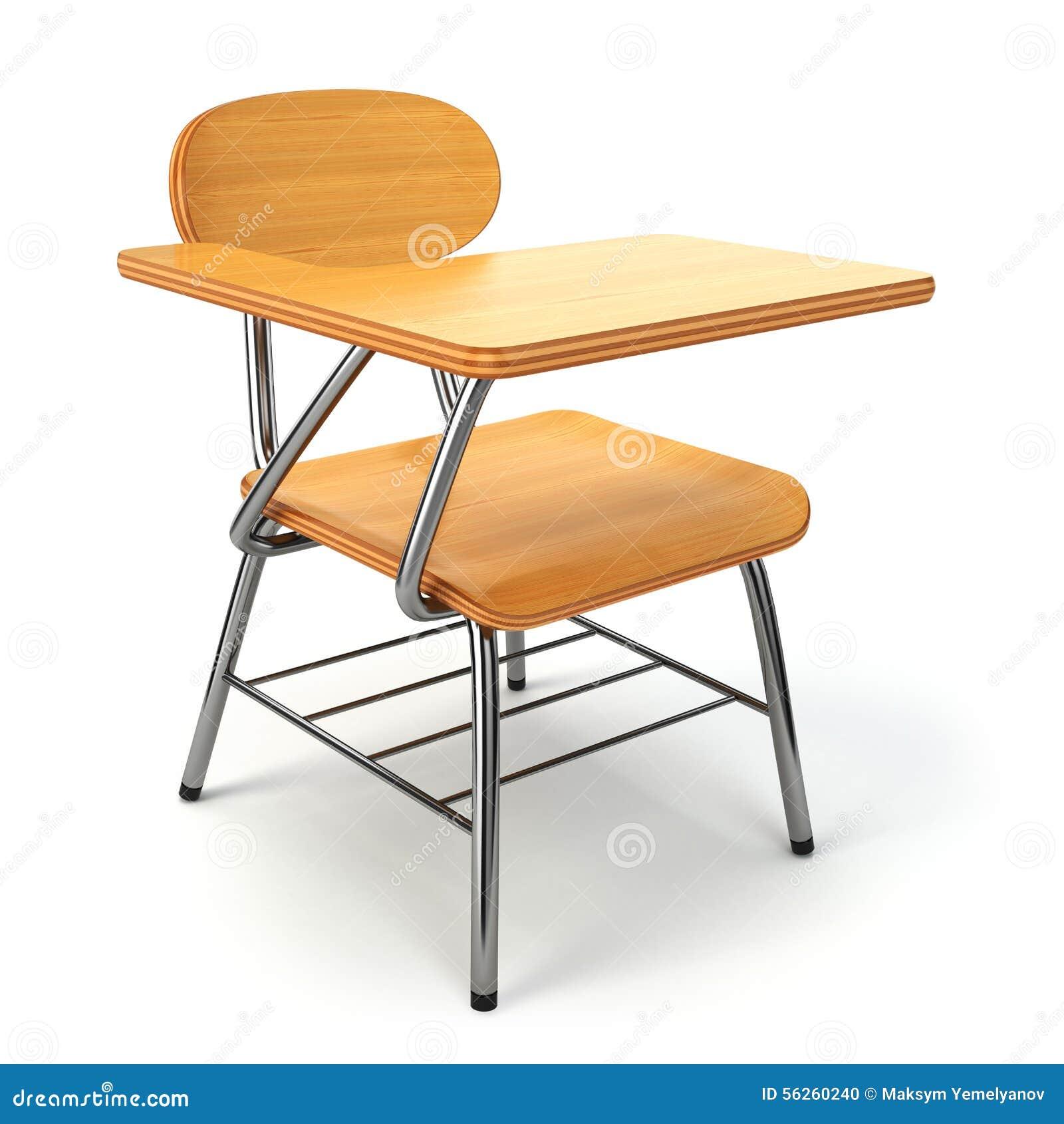 Follar en el escritorio de la escuela 8