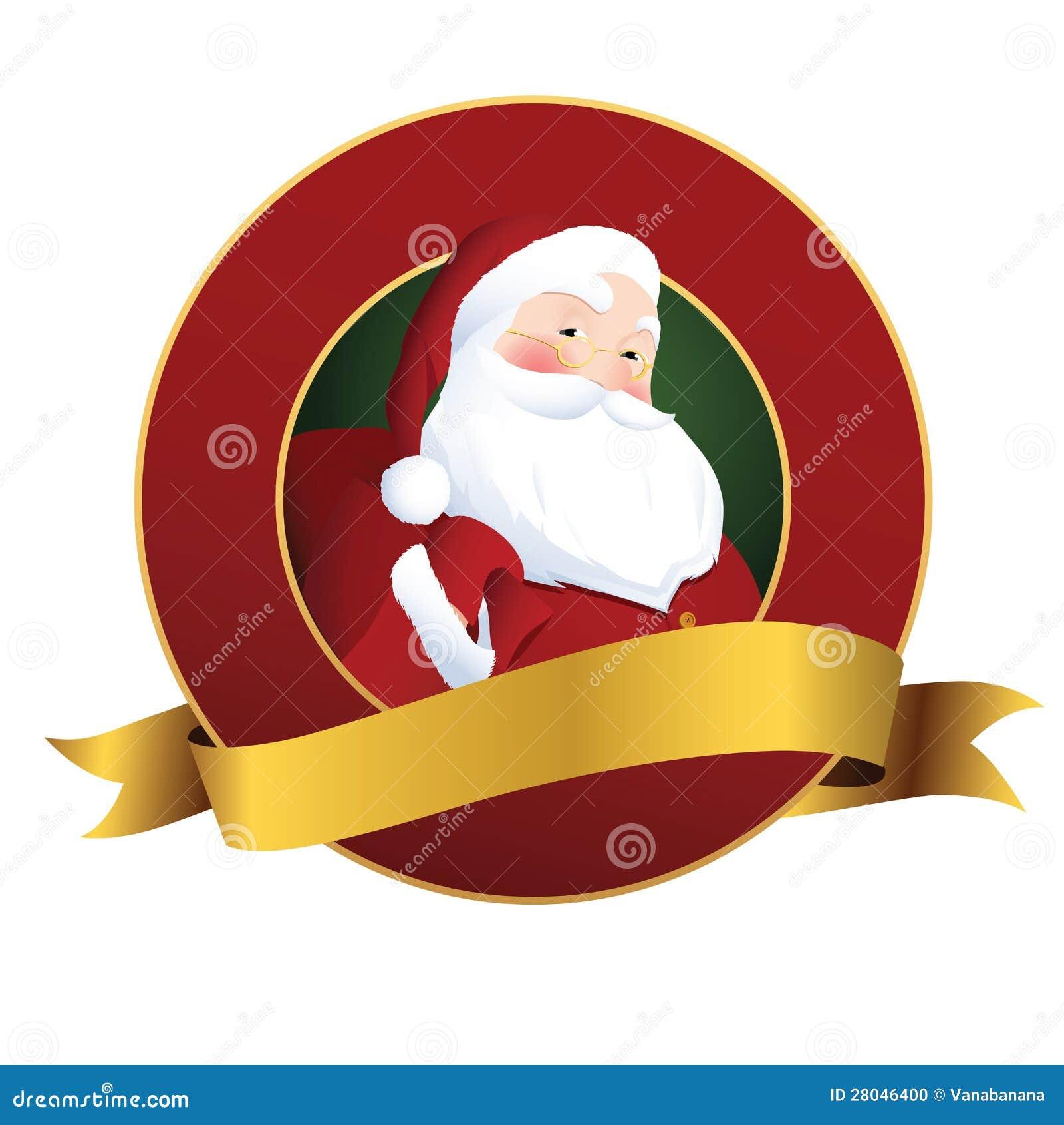 Escritura de la etiqueta redonda de la navidad festiva con for Imagenes de piletas redondas
