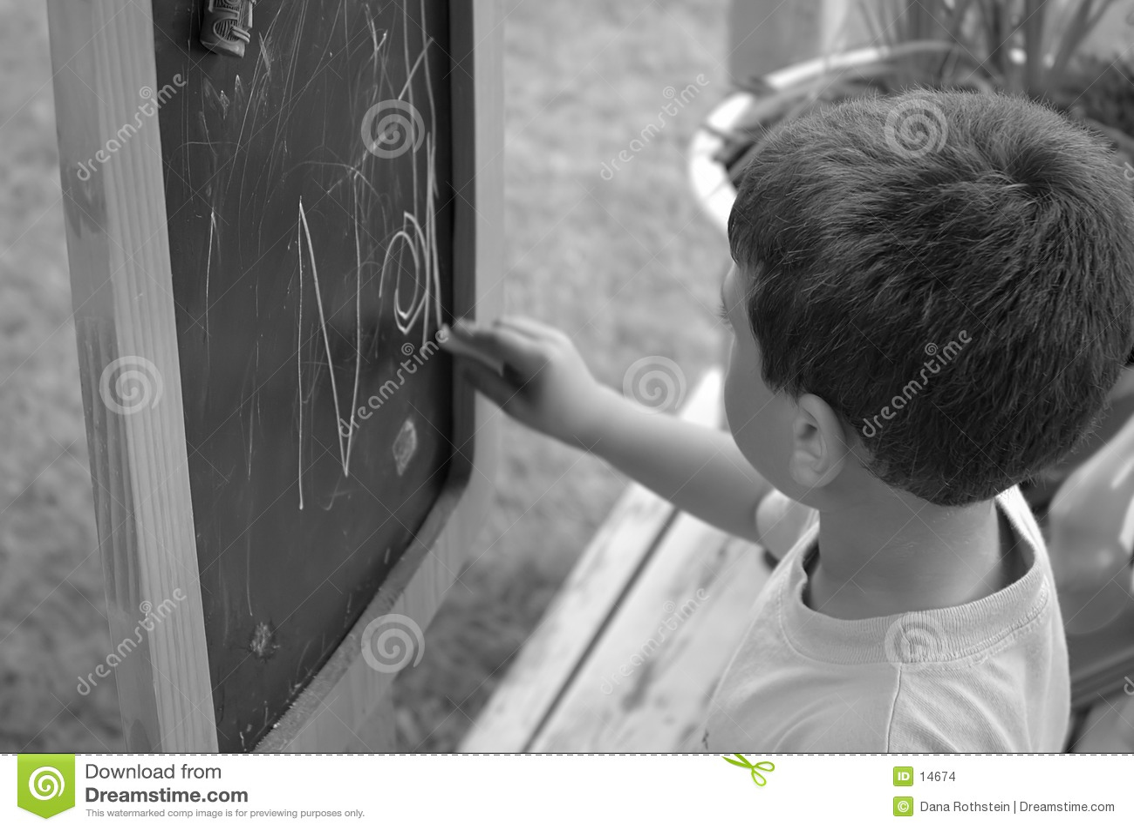 Escritura del niño