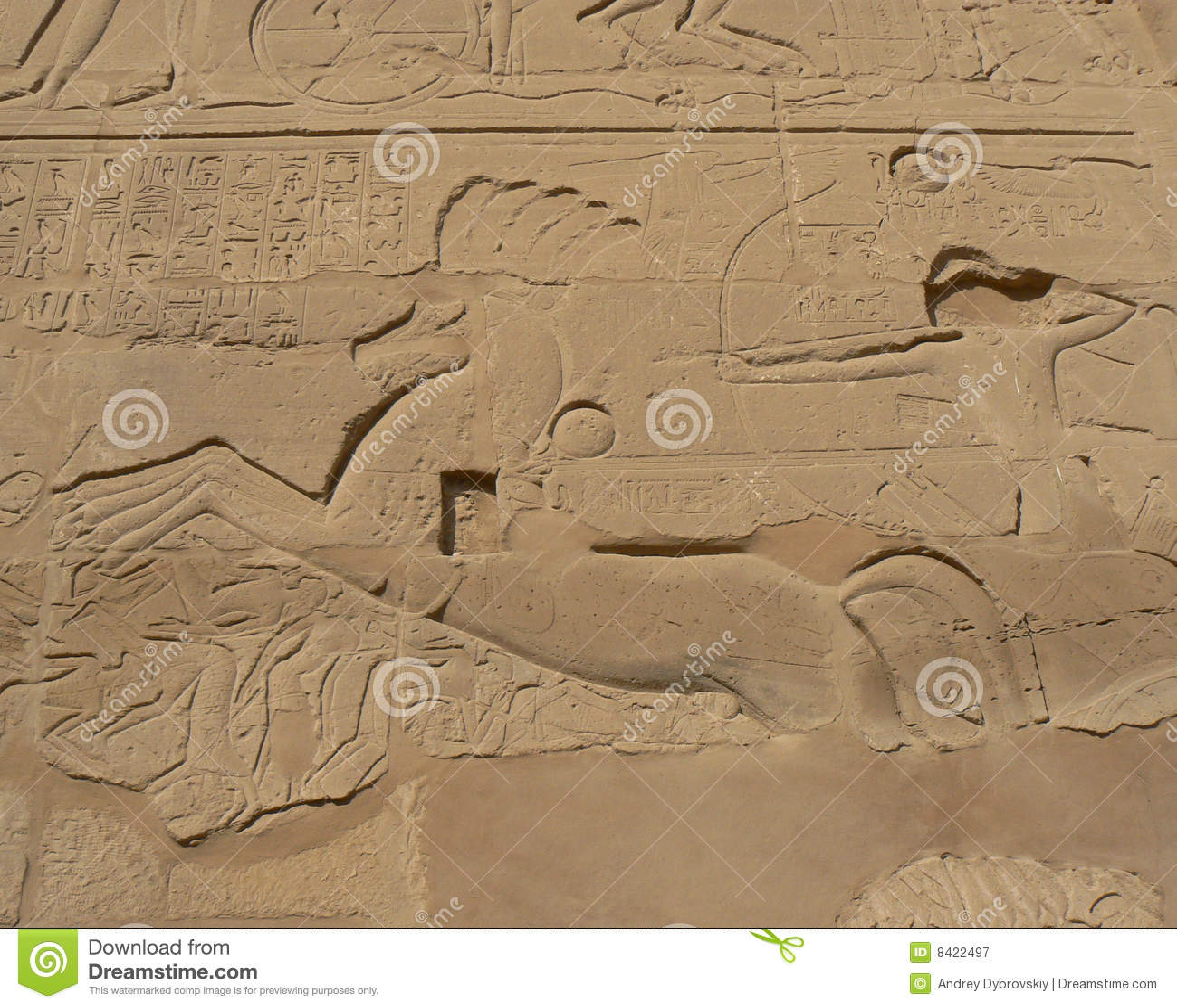 Escritura egipcia antigua