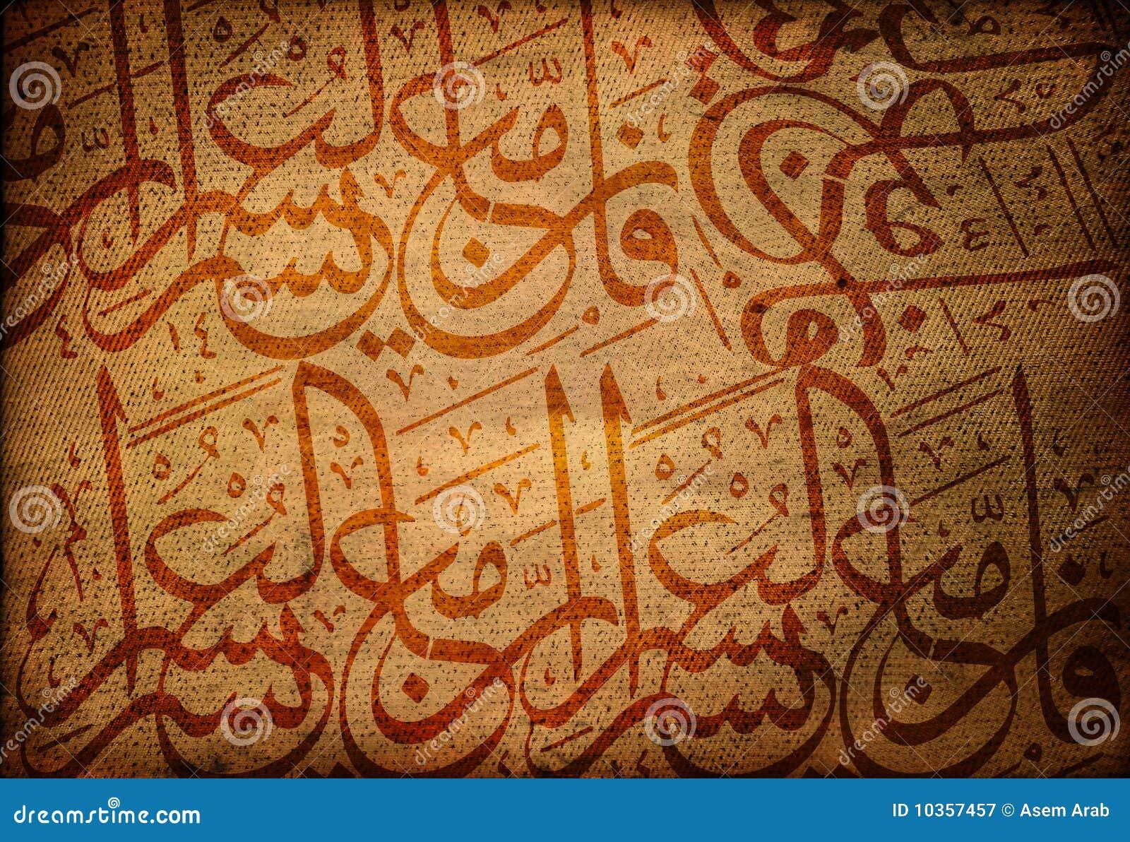 Escritura islámica
