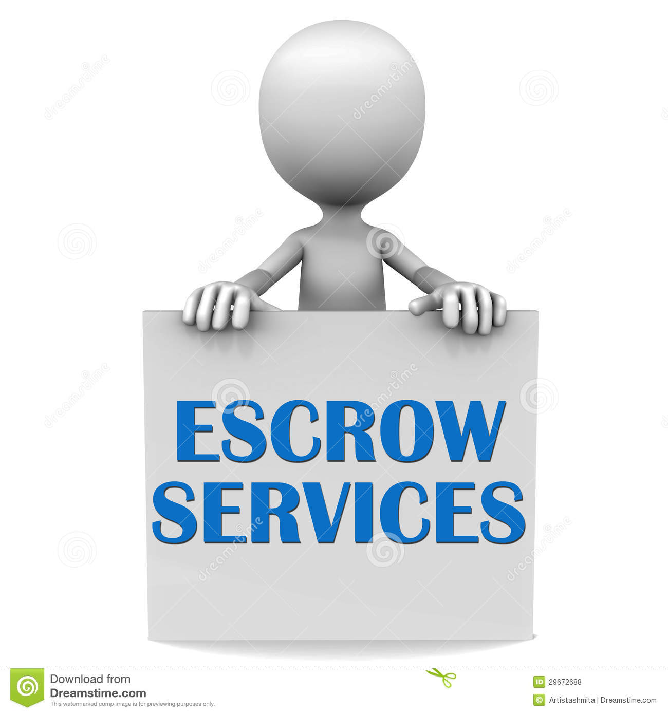 """The escrow shares were placed in escrow because of the tax implications of the project that implied the possibility of a tax liability existing."