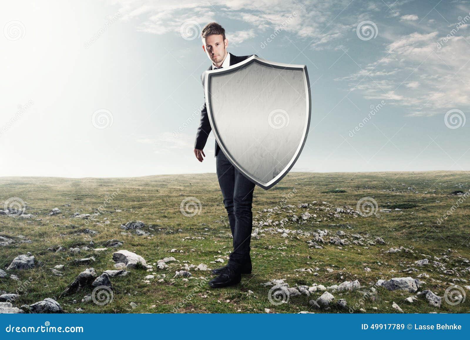 Escudo del hierro