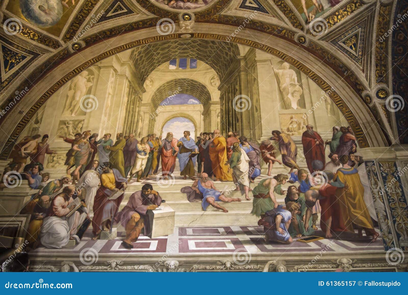 Escuela de la Ciudad del Vaticano de Atenas