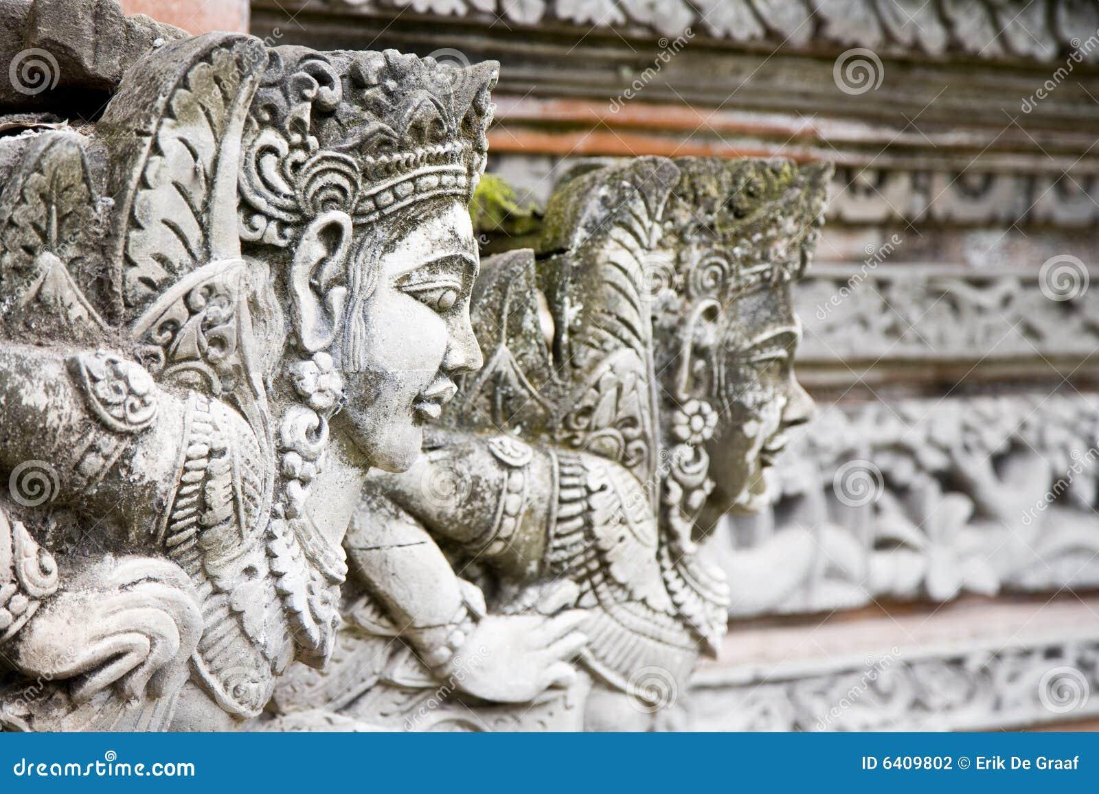 Escultura de Bali