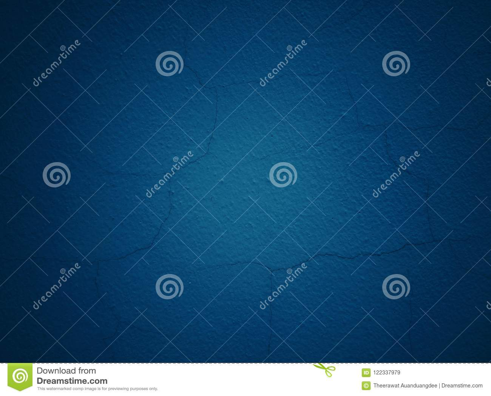 Escuro - fundo azul com a superfície