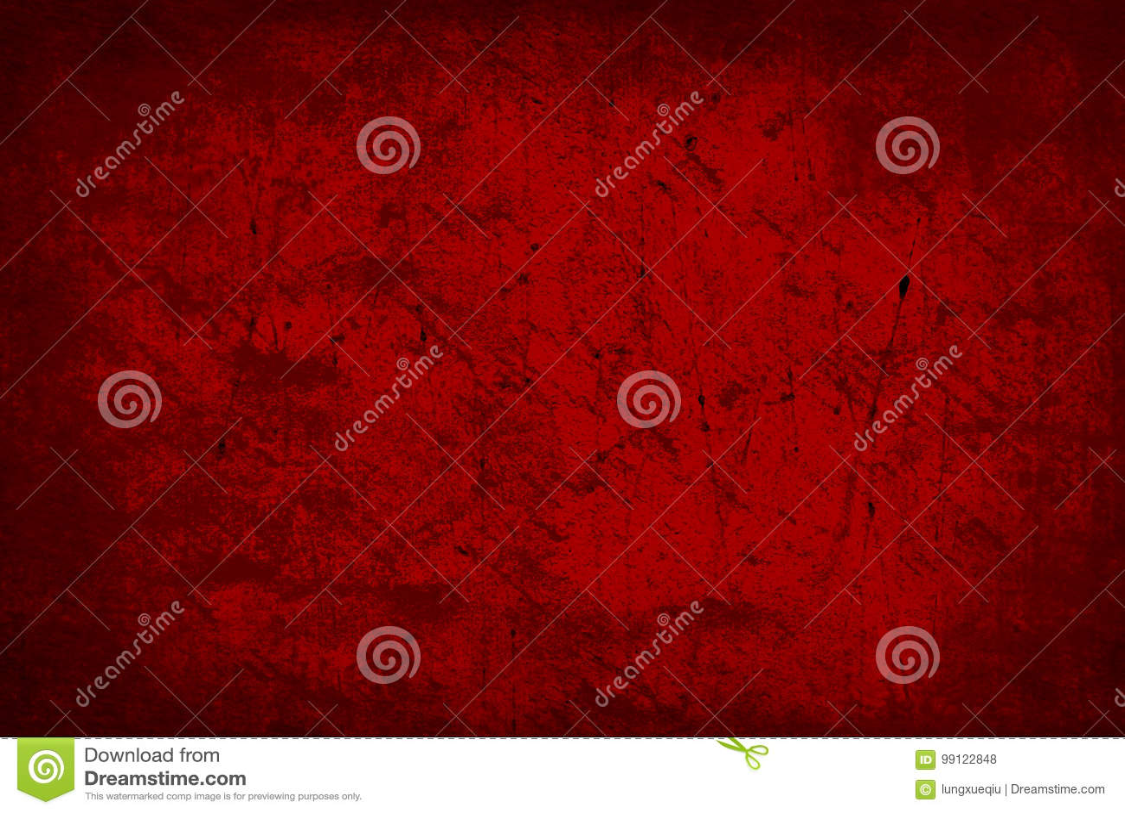 Escuro - papel de parede velho vermelho do fundo da textura do sumário do Grunge
