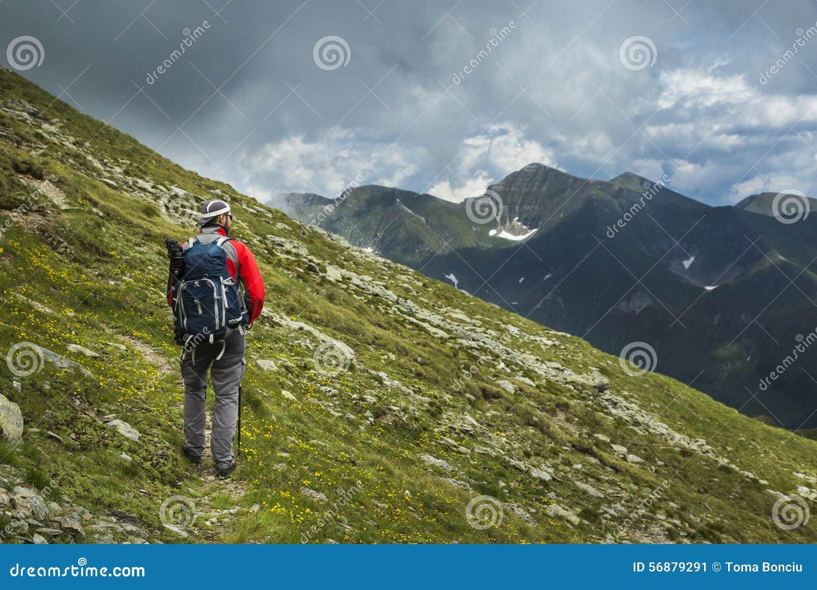 Escursione del giovane