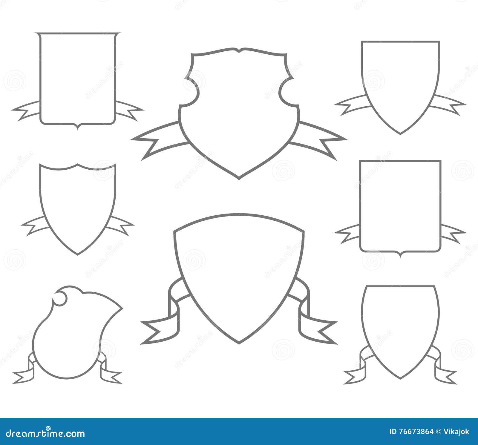 Shield outline coat arms clipart panda free clipart images - Shield Outline Coat Arms Clipart Panda Free Clipart Images Blank Shield Clipart Clipart Panda Free