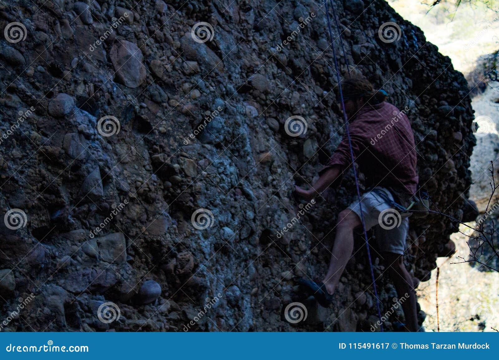 Esdoorncanion, de bergbeklimmingsreis van Utah op cobb