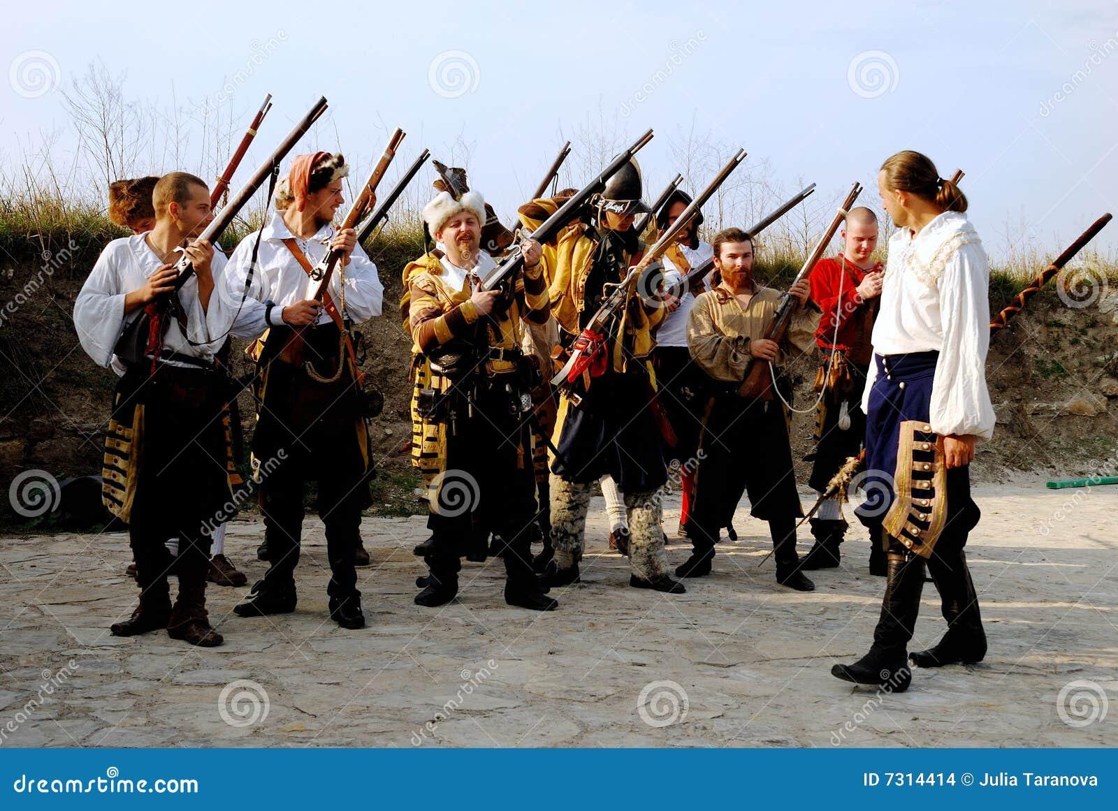 Esercito medioevale