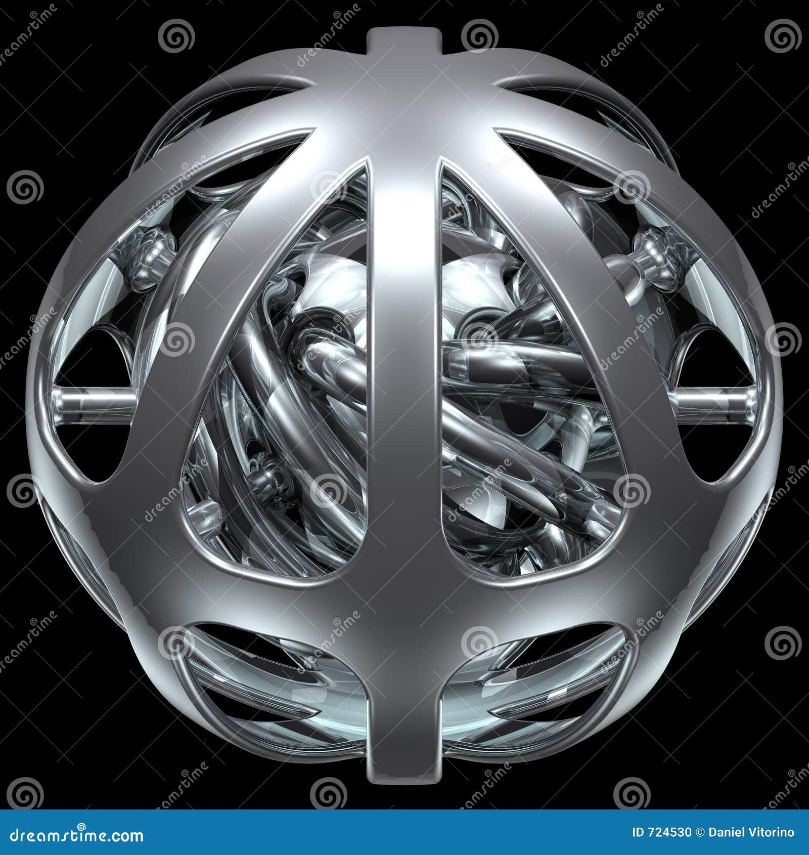 Esfera abstracta 005