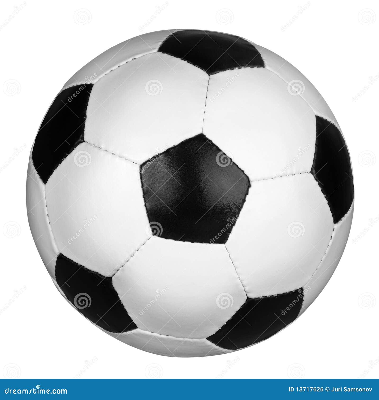 Esfera de futebol.