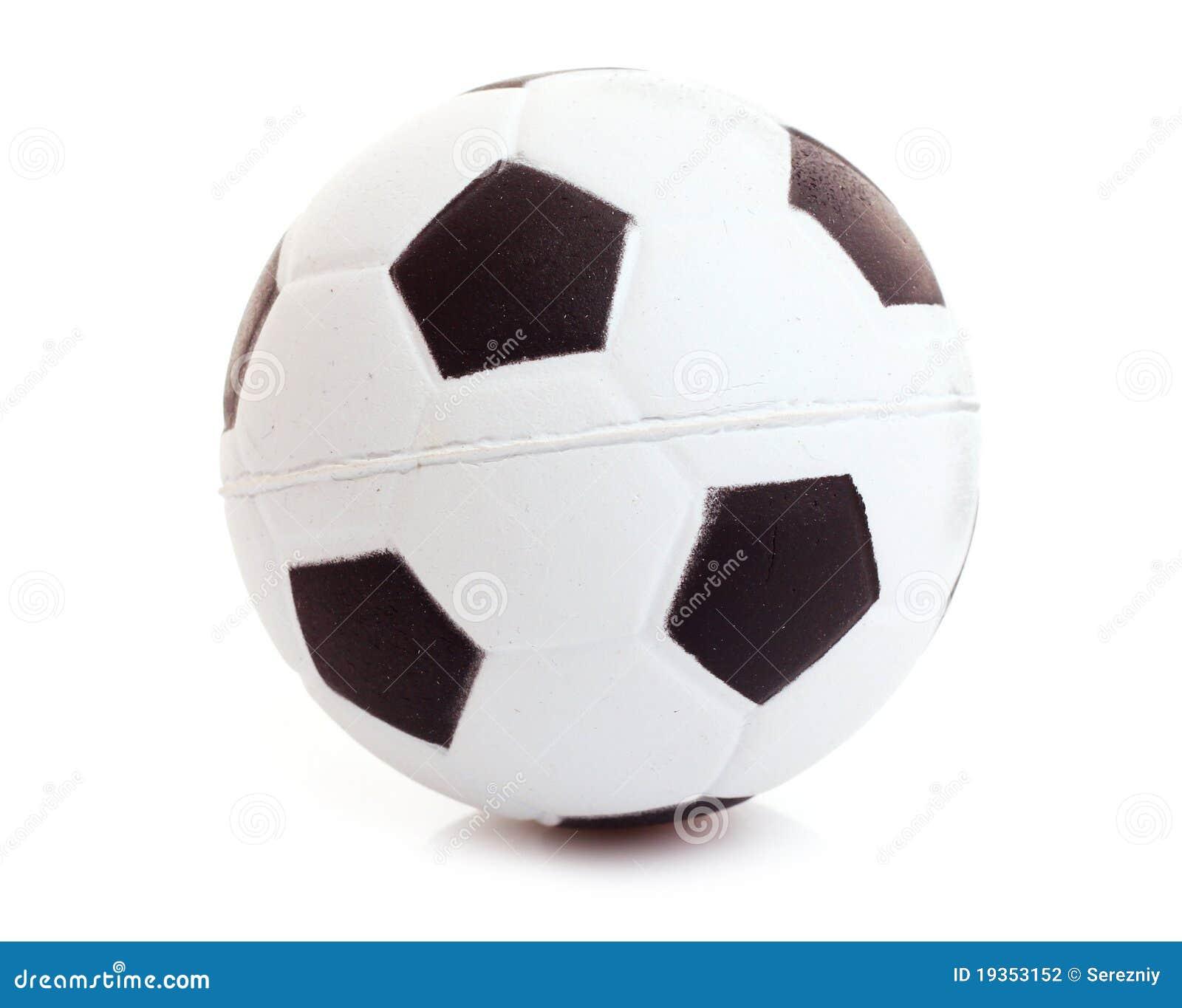 Esfera de futebol do futebol isolada