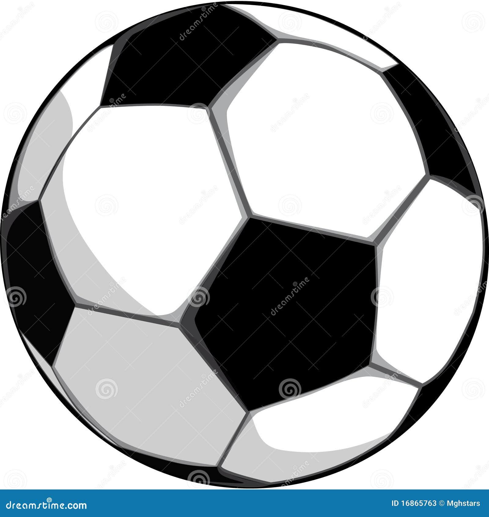 Esfera para jogar o futebol