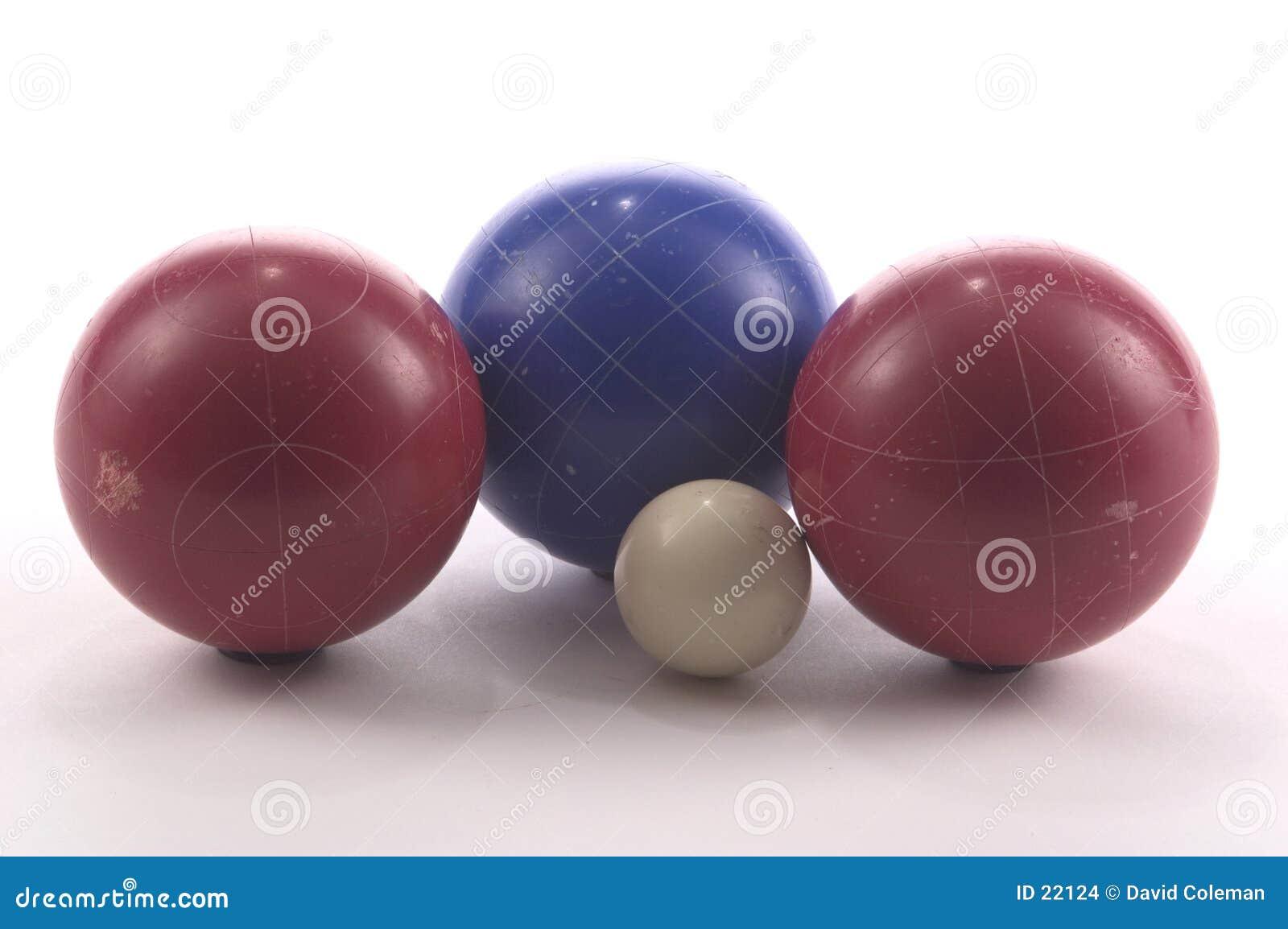 Esferas de Bocce