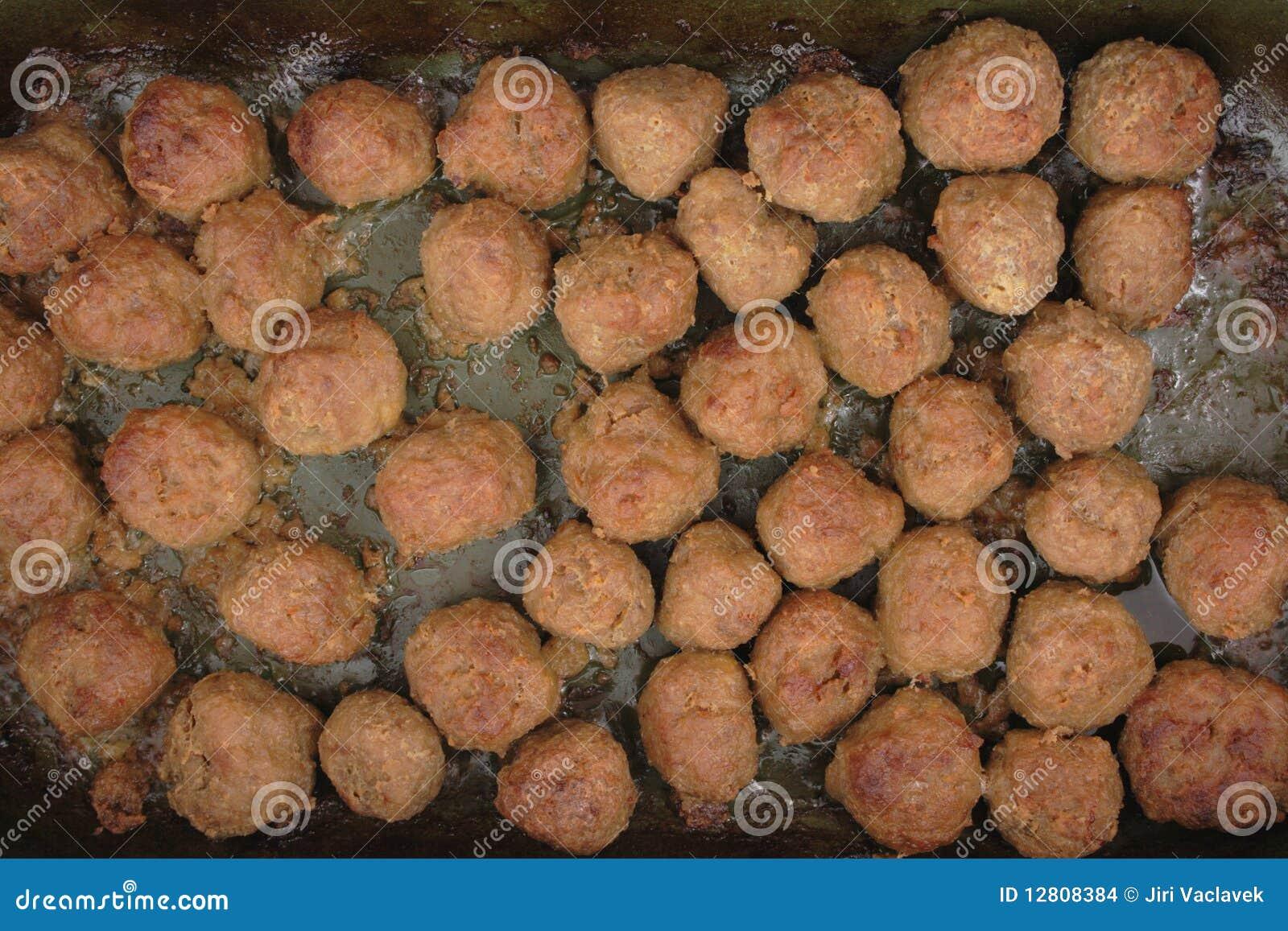 Esferas de carne