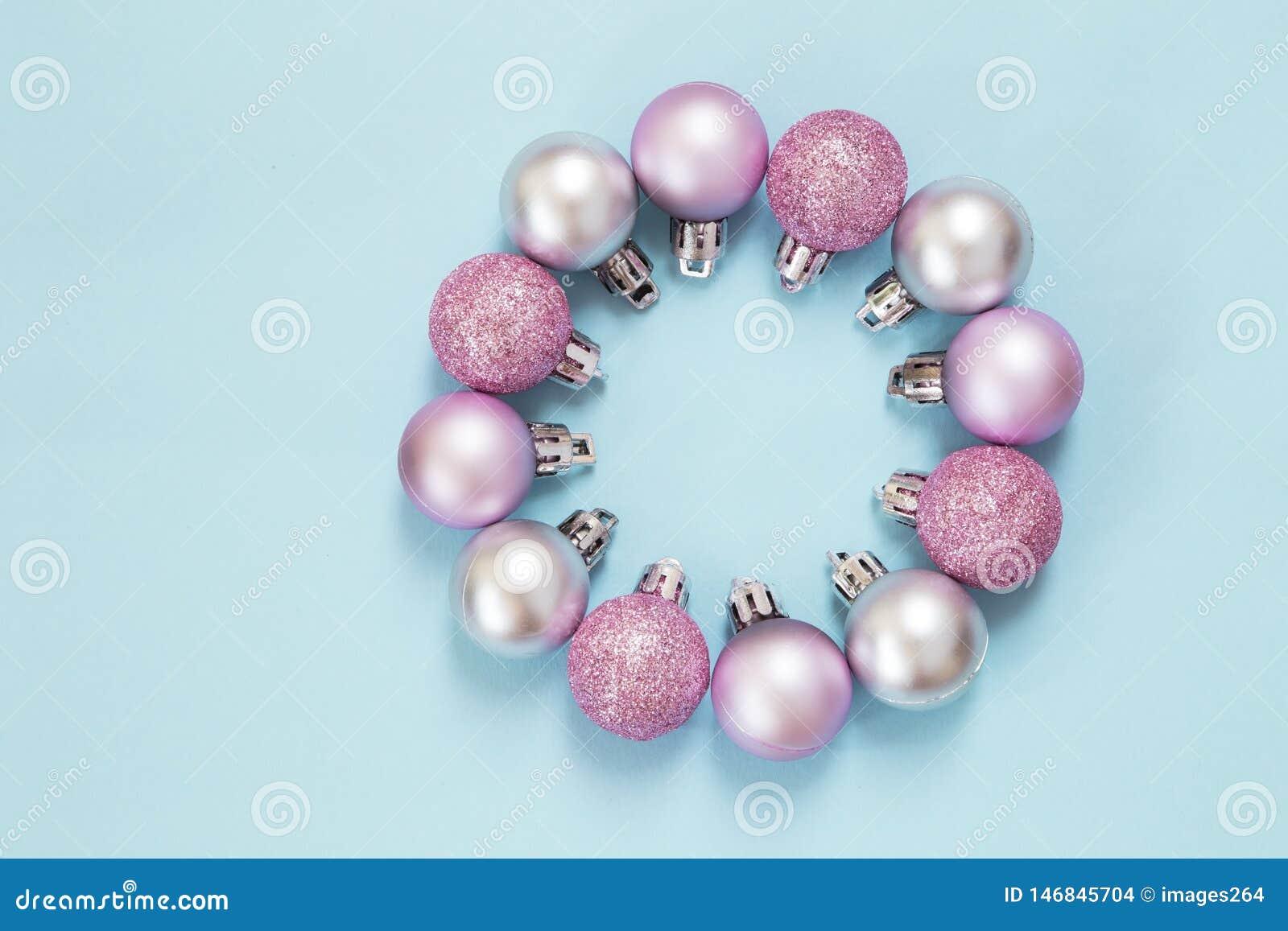 Esferas do Natal