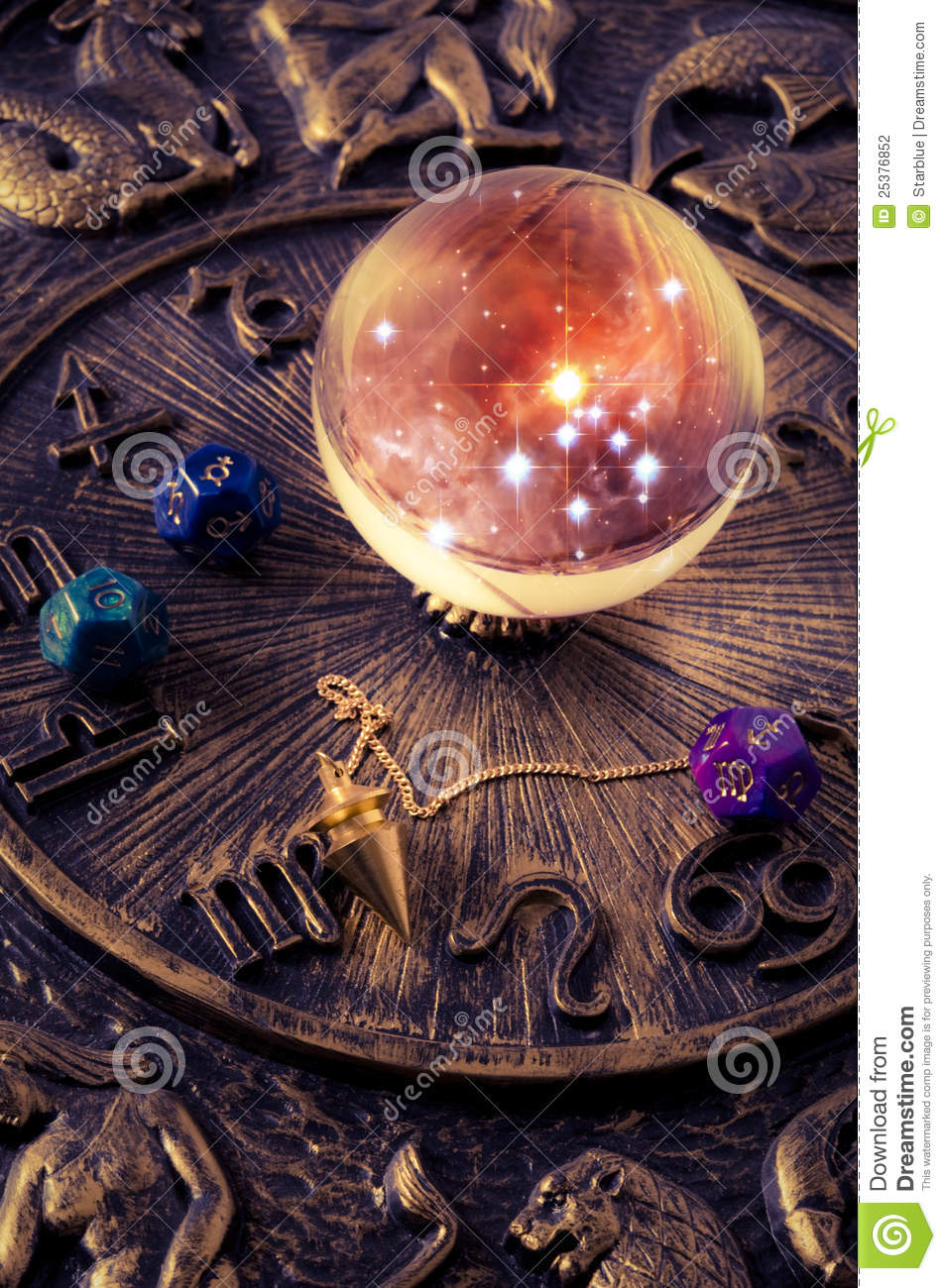 esoteric tools stock photography