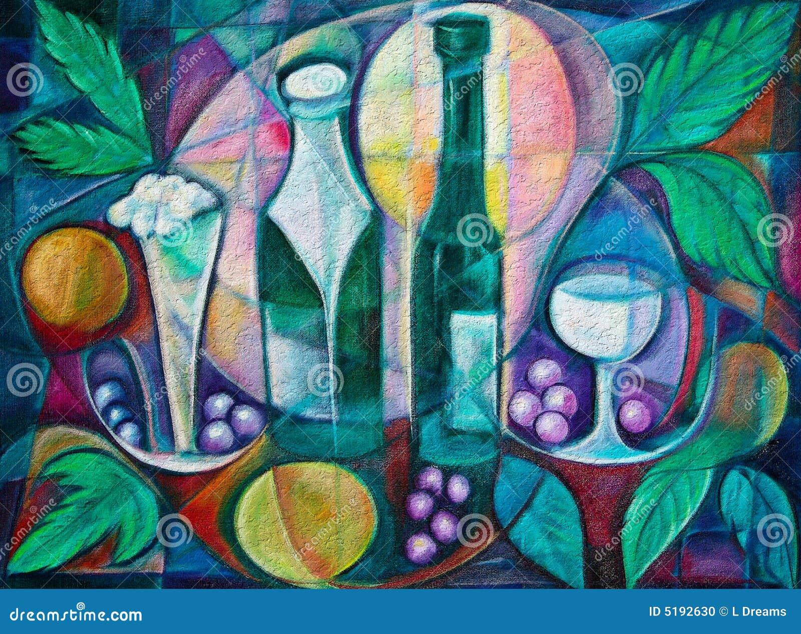 Espírito no vinhedo