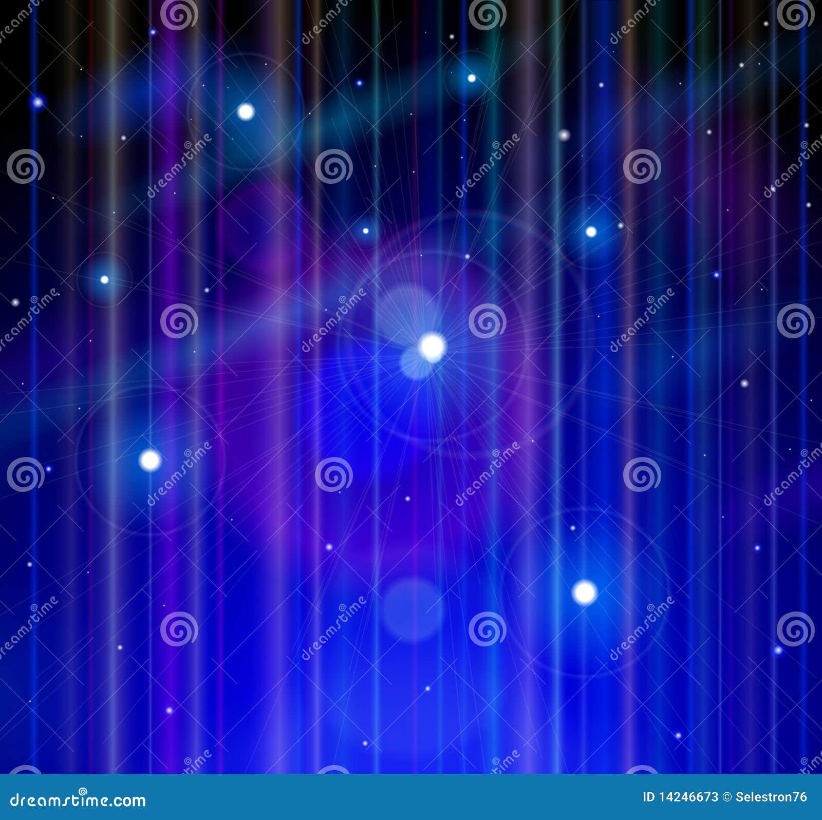 Espaço, estrelas, universo