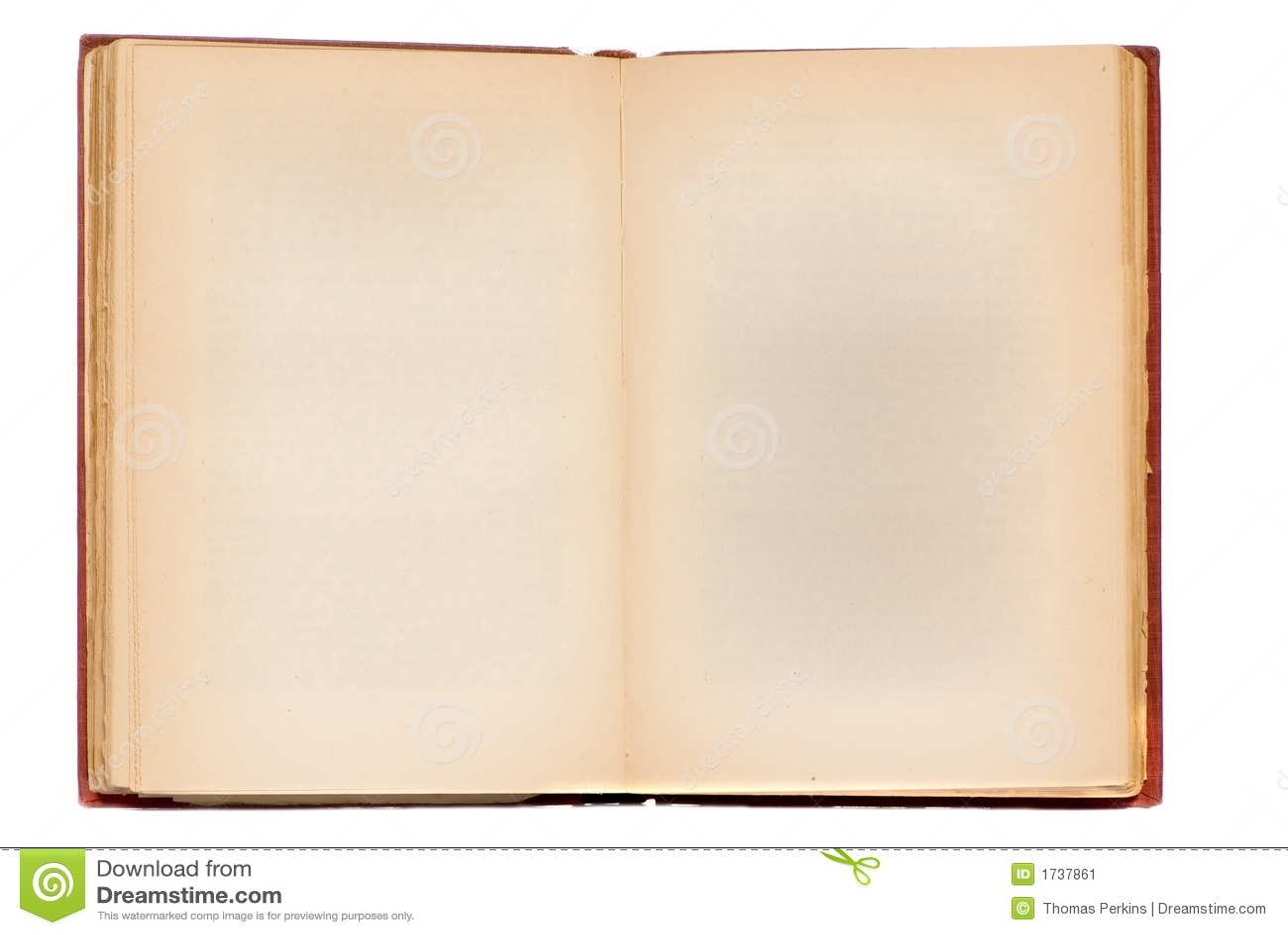 Espacio en blanco del libro viejo imagen de archivo - Espacio en blanco ...