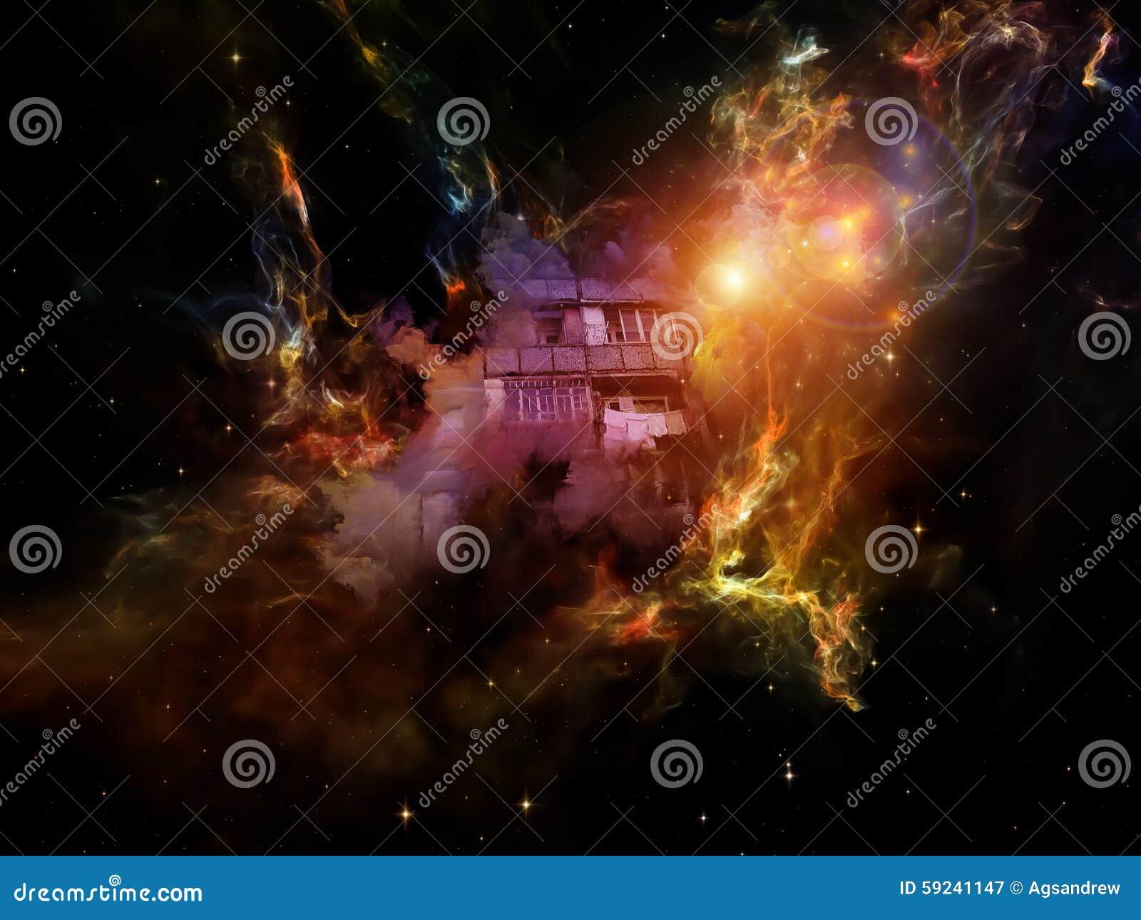 Download Espacio ideal virtual imagen de archivo. Imagen de elemento - 59241147