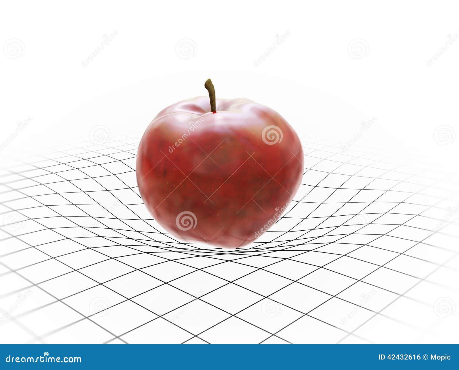 Espacio-tiempo de doblez de Apple