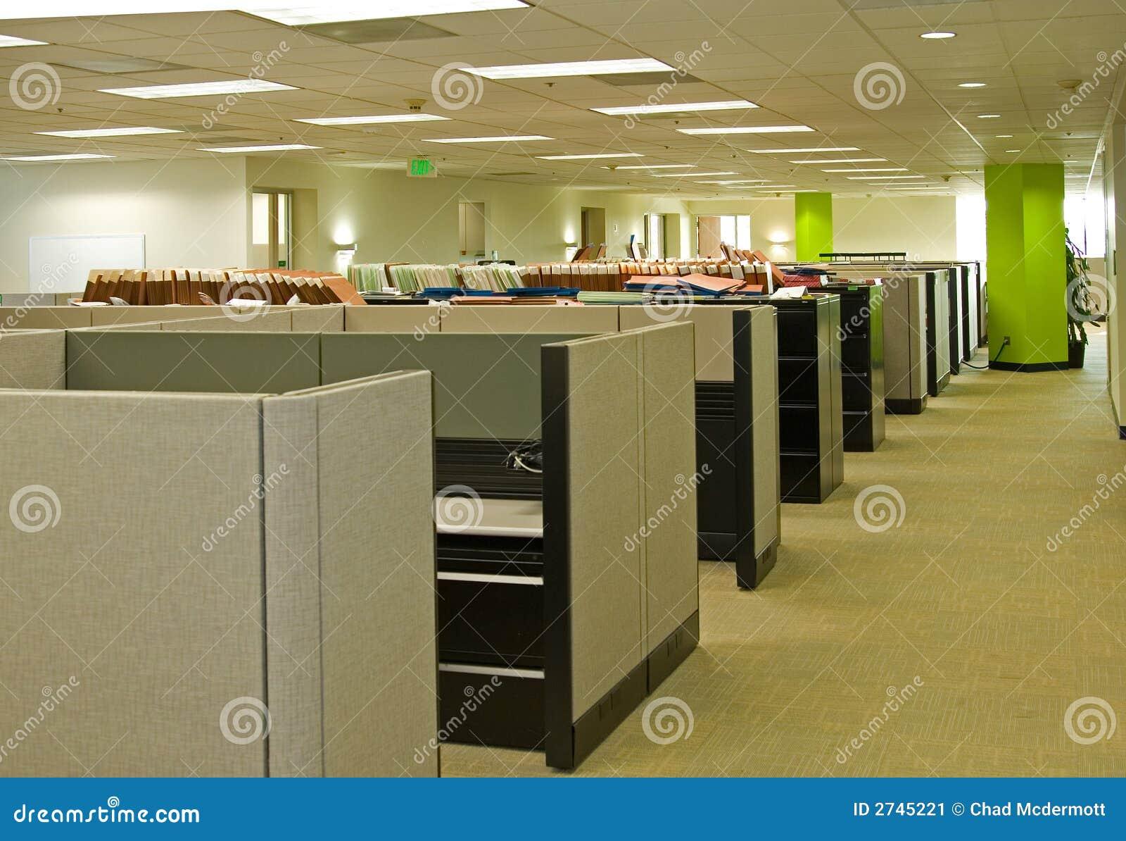 espacios de oficina imagen de archivo imagen 2745221